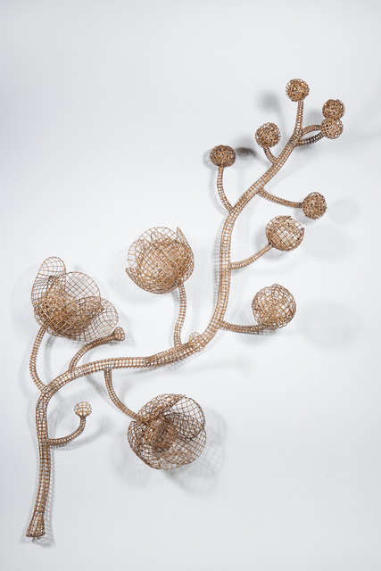 , 'Rang Phnom Flower No. 7,' 2016, Tyler Rollins Fine Art