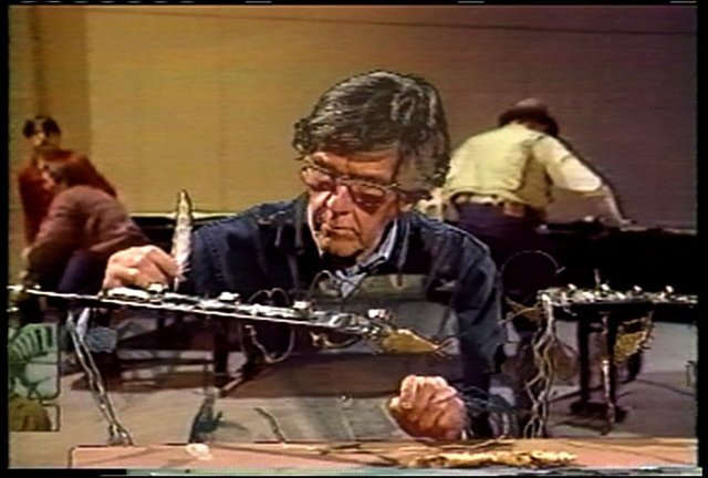 , 'Good Morning Mr. Orwell – New York Live version, Still cut,' 1984, Nam June Paik Art Center