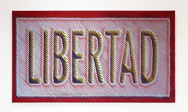 , 'Libertad,' 2018, Isabel Croxatto Galería