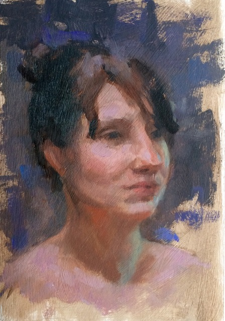 , 'Paige,' , Gallery 1261