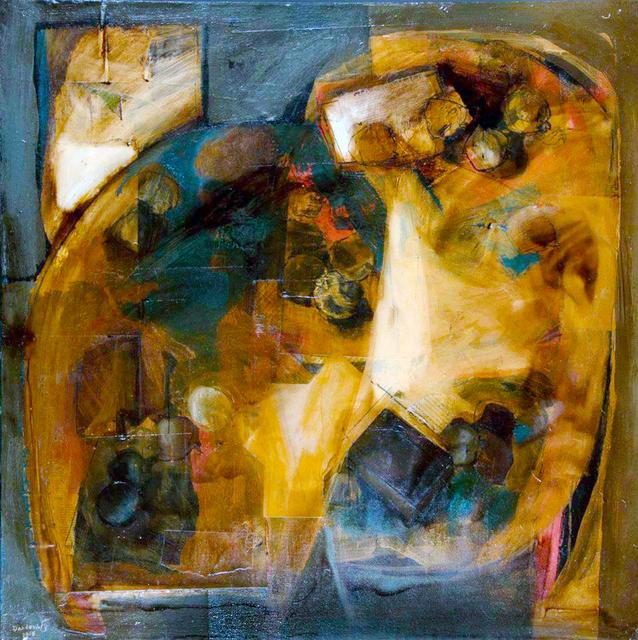 , 'Still Life Abstraction No.1,' 2015, Khawam Gallery
