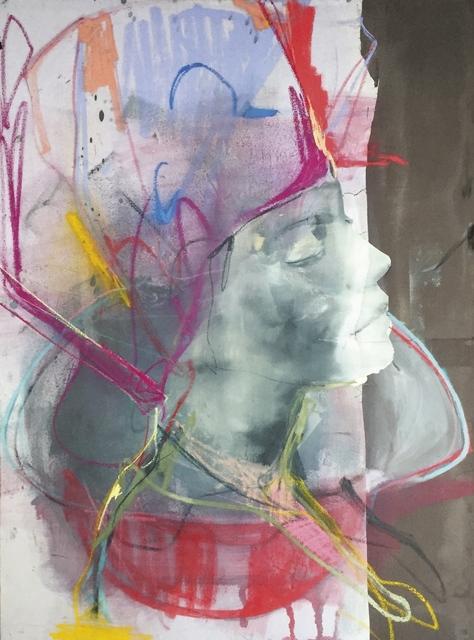 , 'Joja (die Königin),' 2018, Galerie Schimming