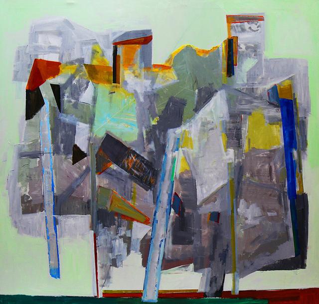 , 'Passage 1,' 2018, Artscoops