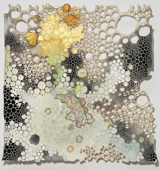 , 'Petrified Forest,' 2012, Muriel Guépin Gallery