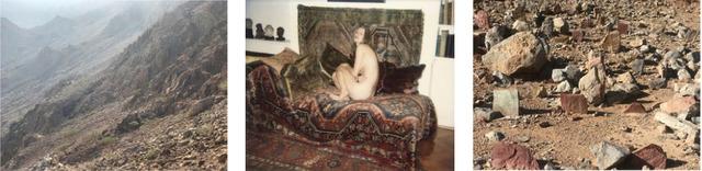 , 'Oman, Malgosia on Sigmund Freud's Couch, Oman No. 1,' , Christine König Galerie