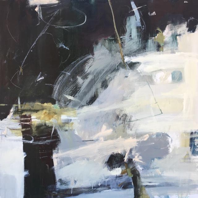 , '7,' 2018, Shain Gallery
