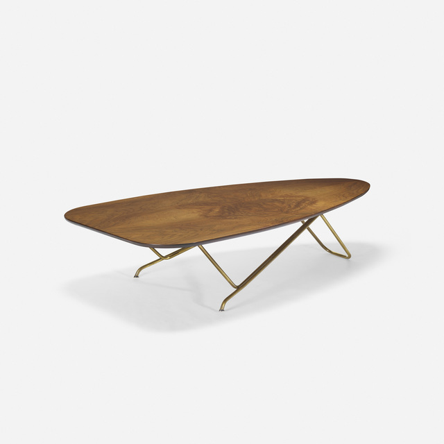 Astounding Greta Magnusson Grossman Coffee Table C 1952 Artsy Gmtry Best Dining Table And Chair Ideas Images Gmtryco