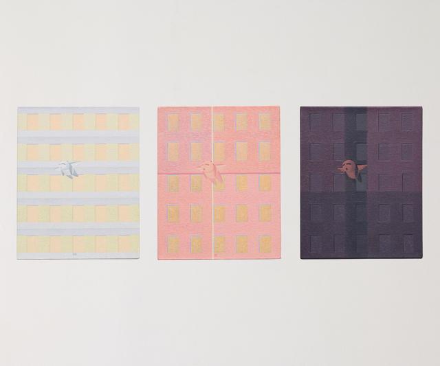 , 'Flight to the Void No. 6,' 2015, Klein Sun Gallery