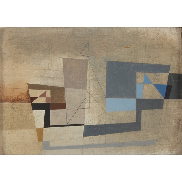 John Wells, 'Untitled', 1948, Osborne Samuel