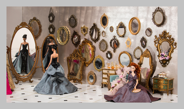 , 'Salon of Mirrors,' 2019, IFAC Arts