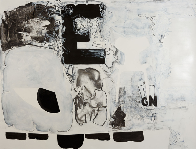 , 'EGN,' 2013, David Richard Gallery