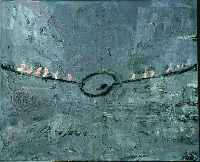 , 'Palette am Seil,' 1977, Centre Pompidou