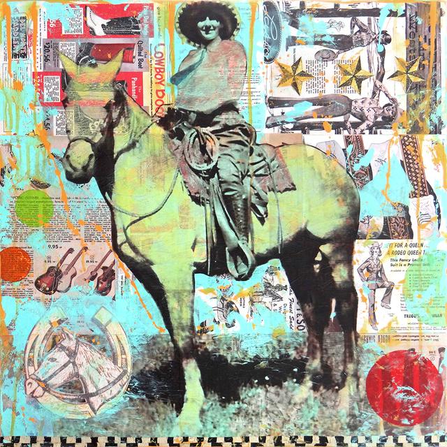 Tamara Ruiz, 'Cowgirl', 2018, JCO's Art Haus
