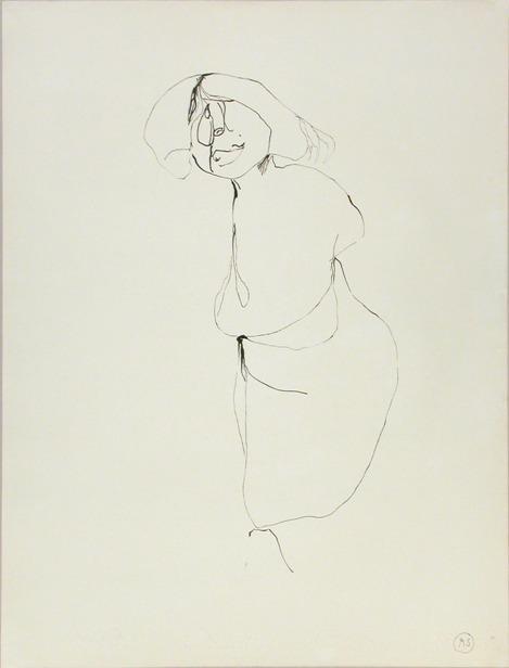 , 'Untitled,' 1970-1971, Galerie Isabella Czarnowska