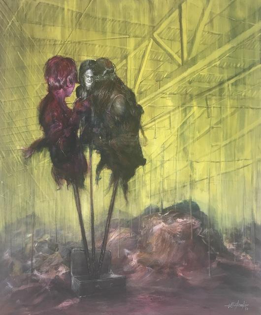 , 'Intimacy,' 2017, Arte Berri