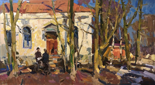 , 'Conversation,' 1982, Gallery 901