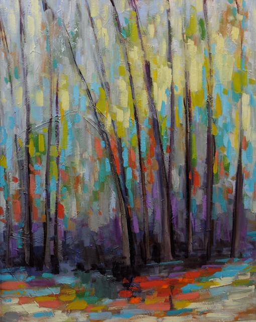 Peyton Hutchinson, 'Abstract Trees III', 2019, Caron Gallery