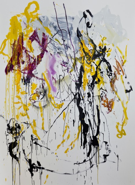 Klaus Prior, 'Without Title', 2013, Painting, Oil on canvas, GALERIE URS REICHLIN