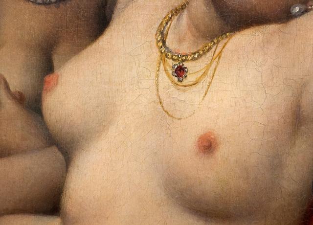 , 'Louvre # 5,' 2013, Galerie Krinzinger
