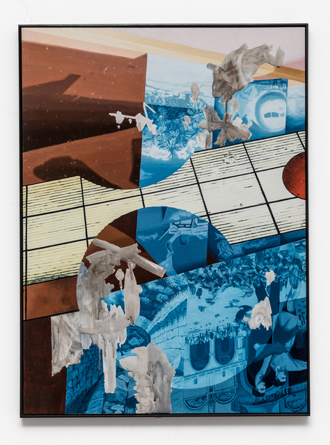 , 'Untitled (Travel Agent Window),' 2017, Sutton Gallery