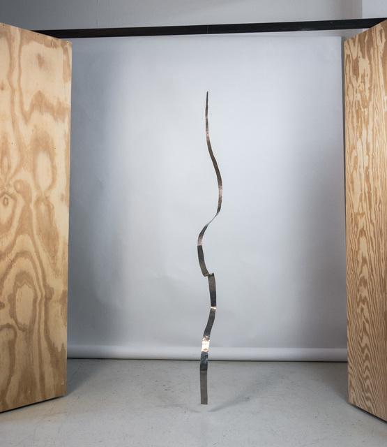 ", 'SCULPTURE in Aluminum by Jacques Jarrige ""Angel#17"",' 2017, Valerie Goodman Gallery"