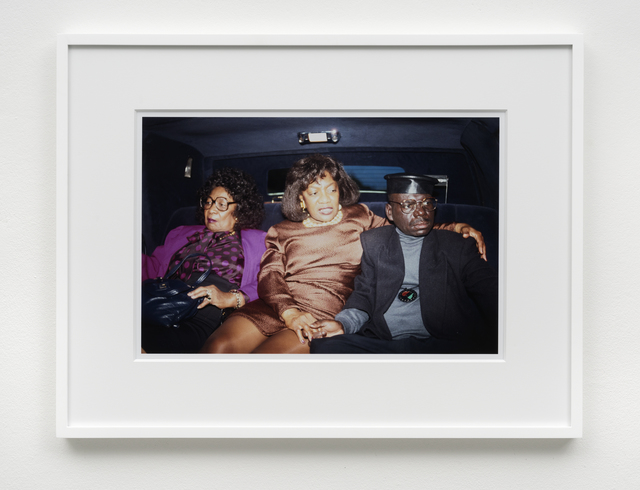 , 'Big Mama, Jean, and Marlon Riggs, Berkley, California, 1993,' 2018, PPC Philipp Pflug Contemporary
