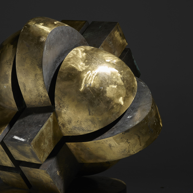 Julius Schmidt, 'Untitled', 1969, Sculpture, Bronze, Rago/Wright