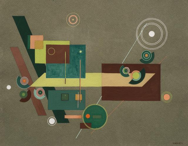 , 'Untitled #18,' ca. 1940, Weinstein Gallery