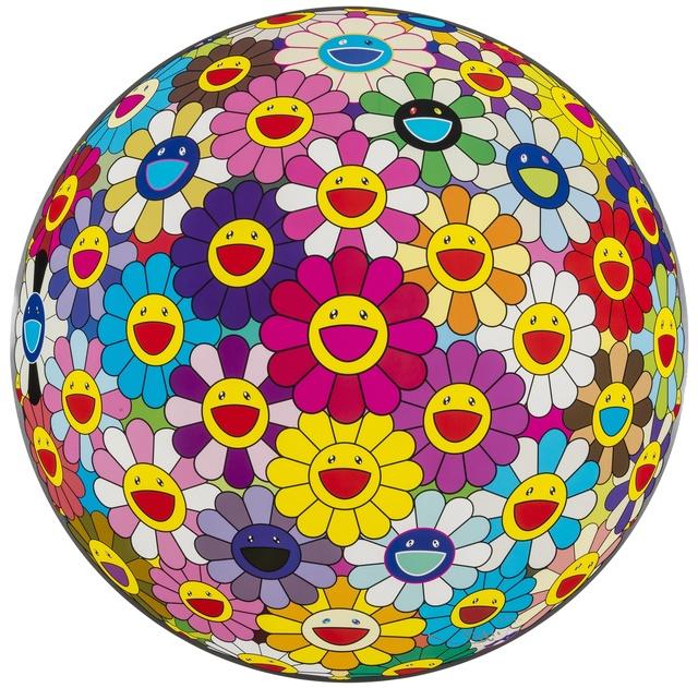 Takashi Murakami, 'Flower Ball 3D', 2002, Forum Auctions