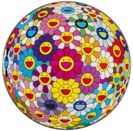 Flower Ball 3D