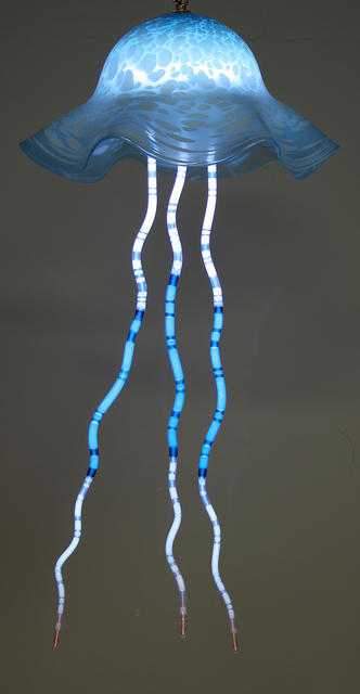 , 'Jellyfish (323) - Blue,' , Zenith Gallery