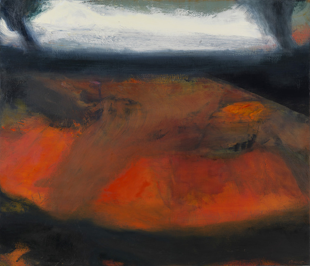 , 'Above the Field,' 2015, Marlborough London