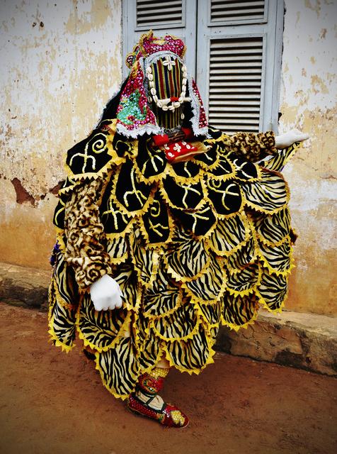 Leonce Raphael Agbodjelou, 'Egoungoun - Okoto I', 2017, SMAC