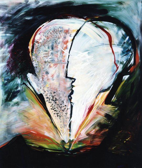 , 'Whisper in the Ear,' 1996, Faur Zsofi Gallery