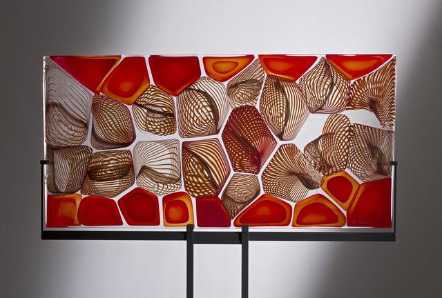 , 'CORAL REEF,' 2015, Heller Gallery