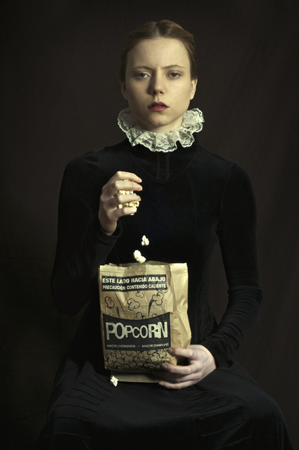 Romina Ressia, 'Popcorn (Series: How Would Have Been?)', 2014, Photography, Archival Pigment Print, Arusha Gallery