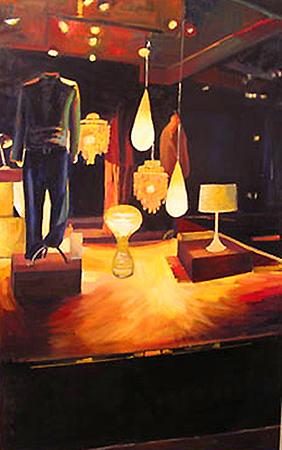 "Elizabeth Thach, '""Illumination""', 2006, Atrium Gallery"