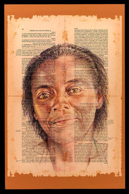 , 'Portrait of Vera,' 2017, Gallery 38