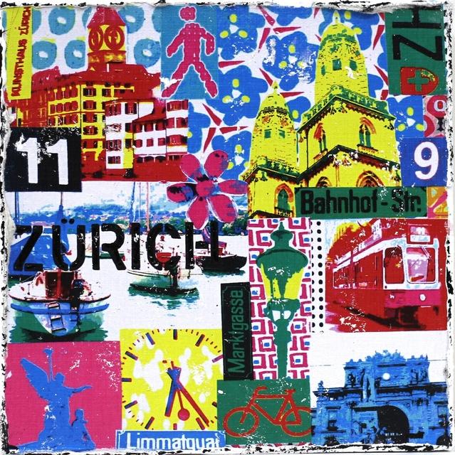 , 'Zurich 11,' 2013, Artspace Warehouse