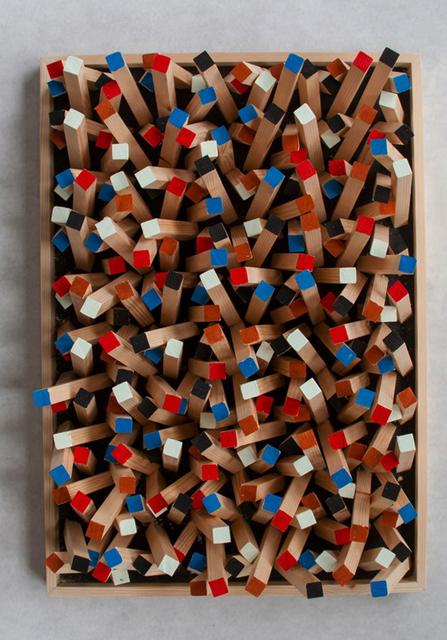 , 'Infrasticks 1,' 2014, Ruttkowski;68