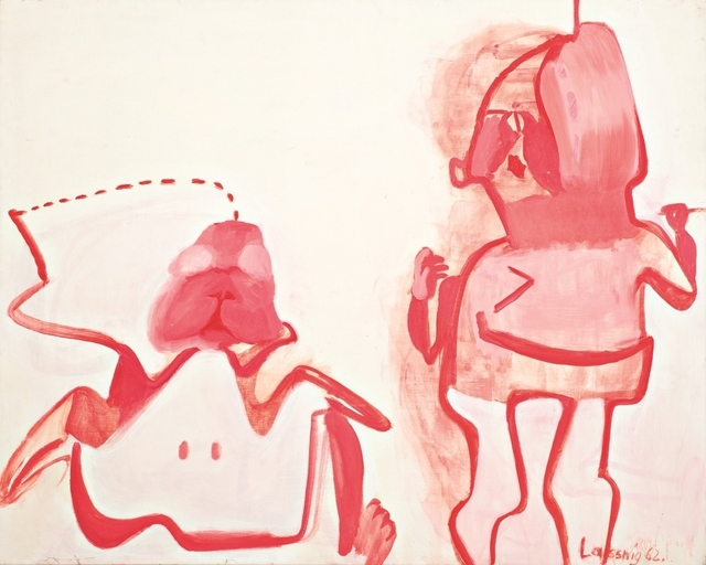 , 'Hasenbild,' 1961-1962, Museum Dhondt-Dhaenens