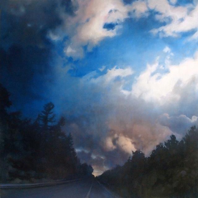 , 'Spring Night,' 2016, James Baird