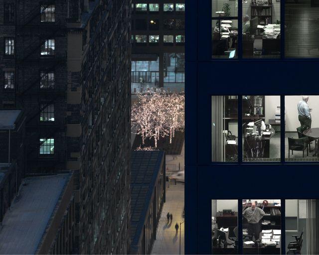 Michael Wolf, 'Transparent City #76', 2007, Bruce Silverstein Gallery