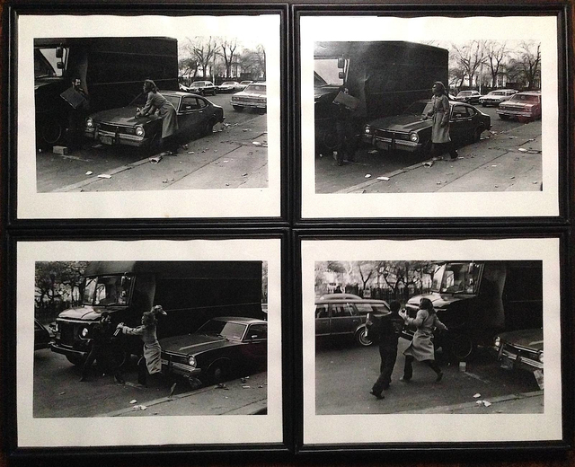 , 'Untitled East 7th St. & Ave. A in the East Village,' 1980, IFAC Arts