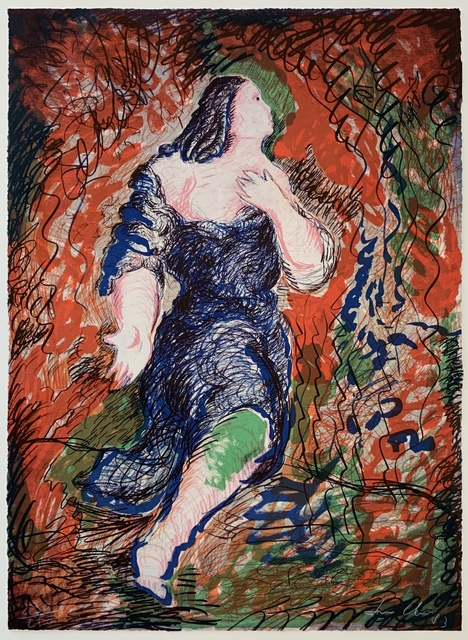 Sandro Chia, 'Il Trovatore', 1983, Kwiat Art