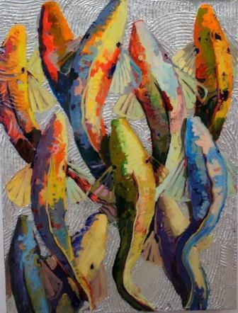 Frank Hyder, 'First Spring', 2012, Ode to Art