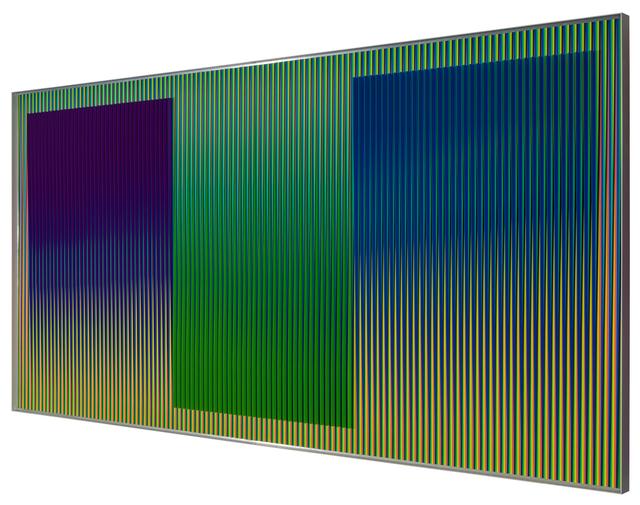 , 'Physichromie Panam 219,' 2015, RGR+ART