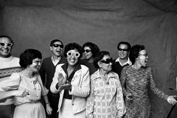 , 'Aunts and Uncles, from the series The Jangs,' 1973, Asian Art Museum