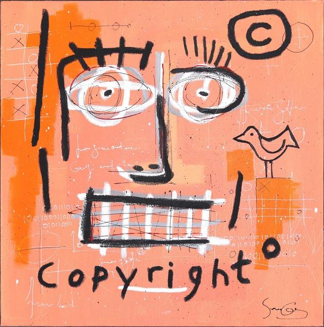 Soren Grau, 'Copyright', 2019, Artspace Warehouse