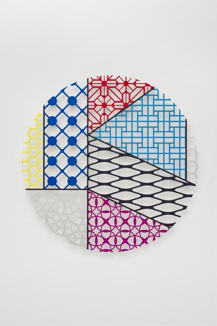 , 'Pattern Kinship III,' 2017, Wentrup